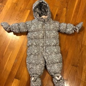 Baby ColdControl Ultra Max Down Snowsuit 6-12 M